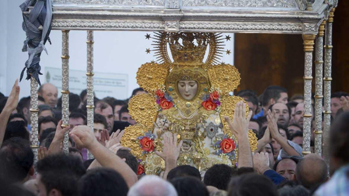Se suspende la procesión de la virgen del Rocío por primera vez en su historia