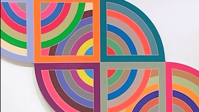 Arte abstracto de las d cadas de los 50 y 60 en el for Imagenes de cuadros abstractos faciles