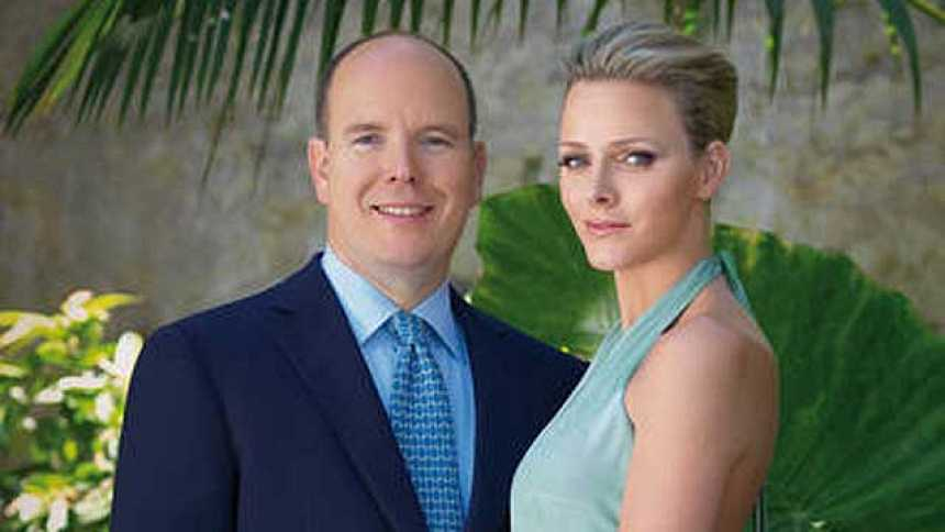 Alberto de Mónaco anuncia su compromiso con Charlene Wittstock