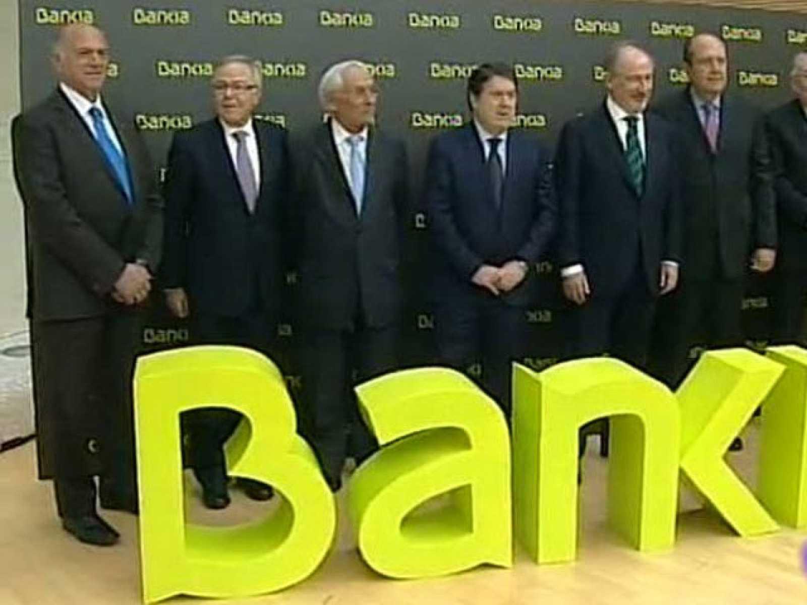 El consejo de administraci n de bankia aprueba su salida a for Bankia oficina internet entrar directo
