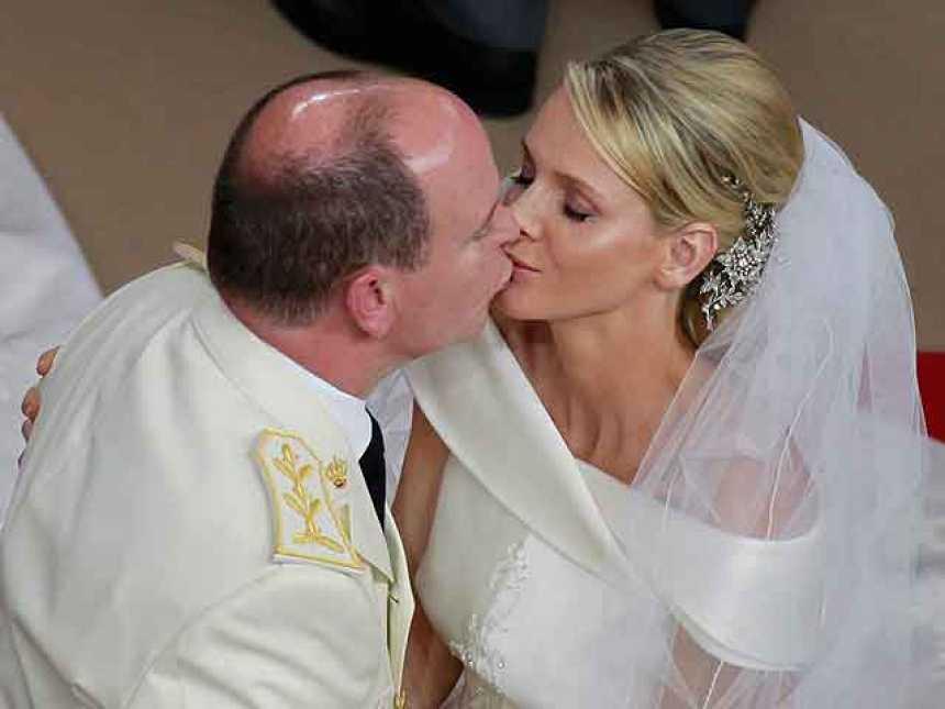 Los mejores momentos de la boda real monaguesca