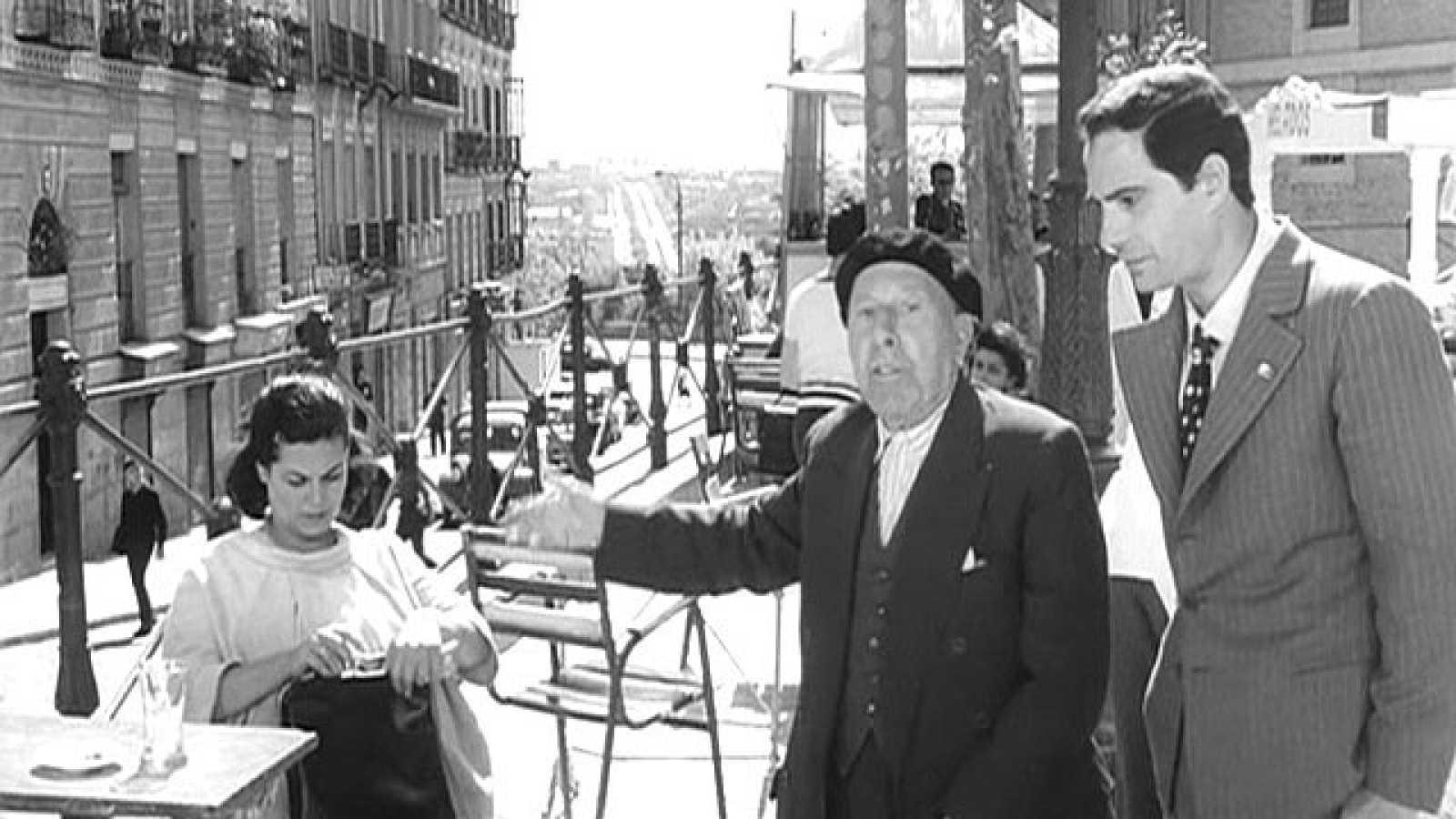 Fotograma de El verdugo, de Luis García Berlanga (1963).