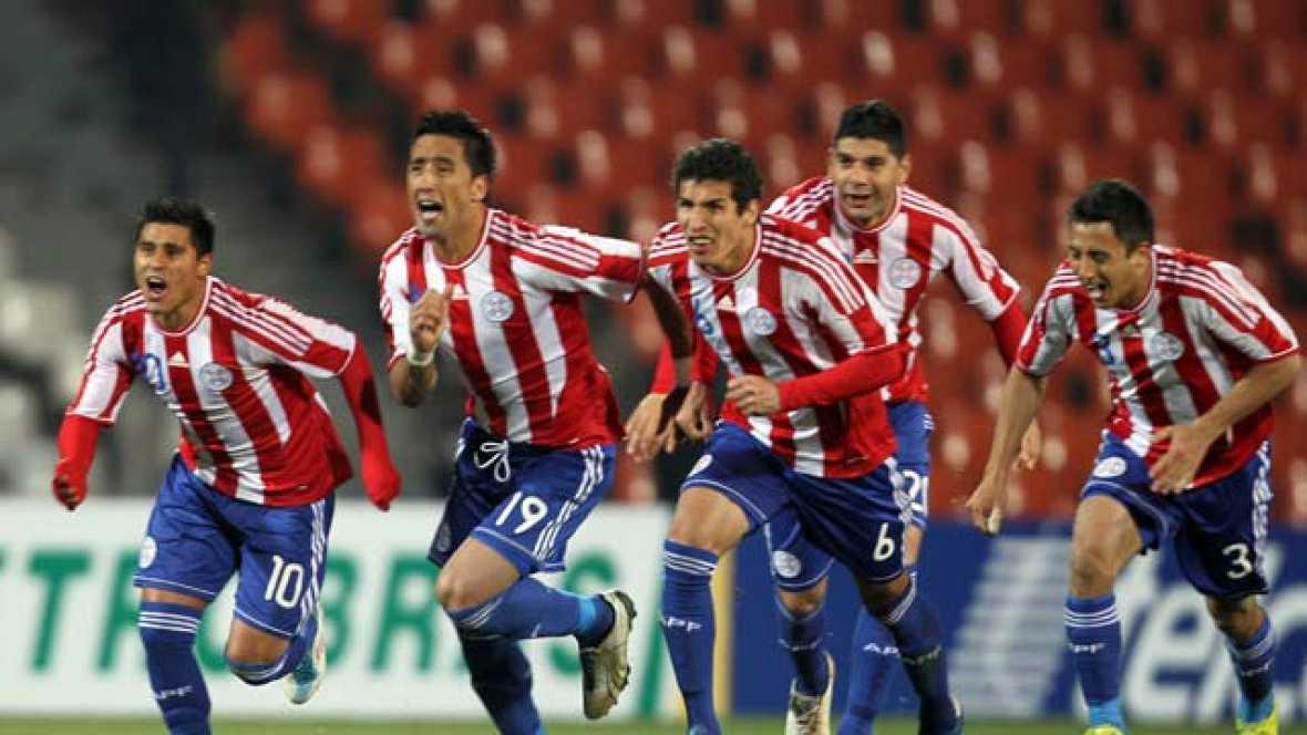Los penaltis llevan a Paraguay a la Final de la Copa América.