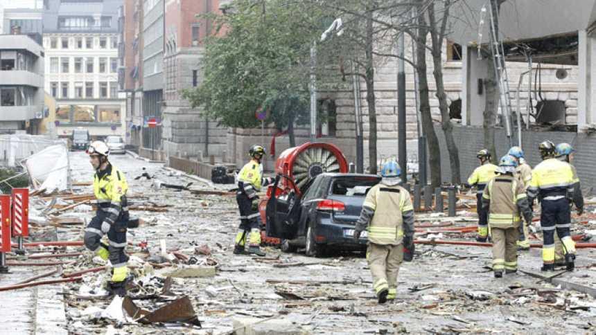 Algunos españoles se han visto implicados en el atentado noruego