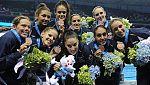 España se cuelga su quinto bronce