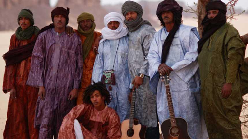 Conociendo Tassili, el nuevo disco de Tinariwen