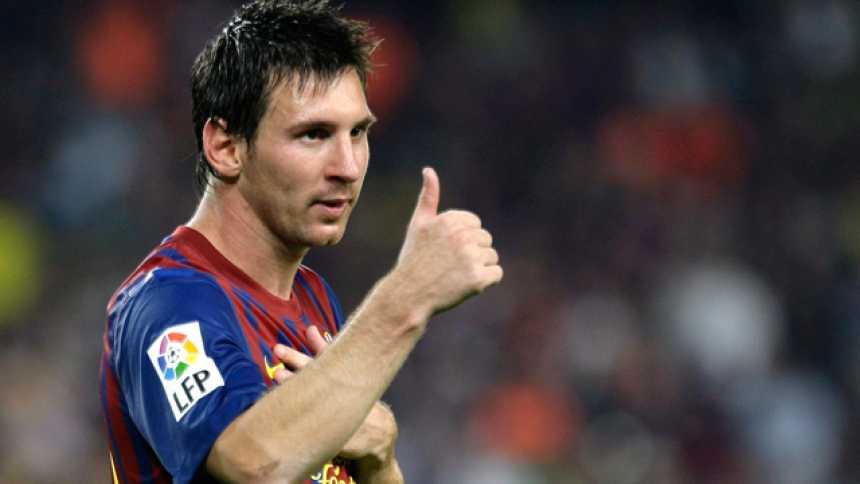 Messi lleva 13 goles al Madrid