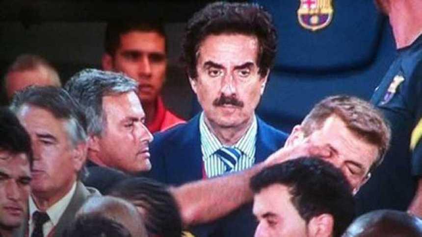 Sube la tensión entre Barça y Madrid