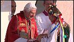 El día del señor - Especial visita S.S. el Papa Benedicto XVI - 18/08/11