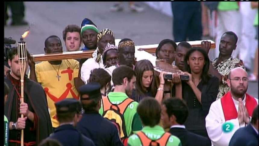 El día del señor - Especial visita S.S. el Papa Benedicto XVI - 19/08/11