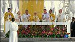 El día del señor - Especial visita S.S. el Papa Benedicto XVI -  Segunda parte - 21/08/11