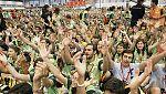 Finalizan los cuatro días de visita a Madrid de Benedicto XVI