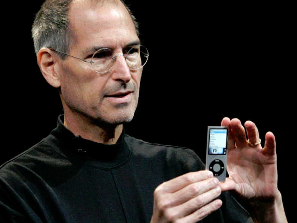 8d7cc124071 Muere Steve Jobs, fundador de Apple - RTVE.es