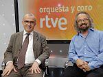 La nueva temporada de la orquesta de RTVE con Carlos Kalmar y Jordi Casas al frente