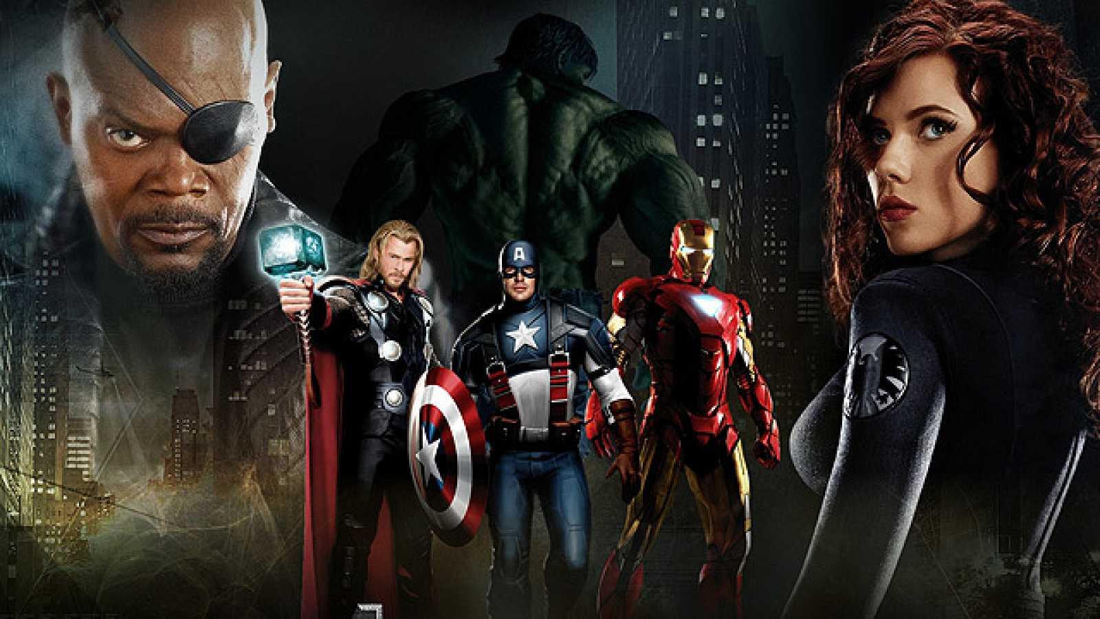 Capitan Marvel Y Los Falsos Vengadores Todo Lo Que: 'Los Vengadores', La Película De Superhéroes Más