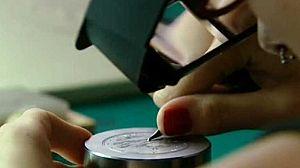 Grabador de moneda