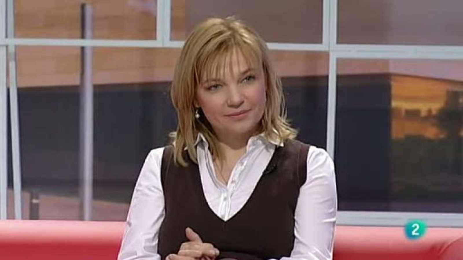 Para todos los públicos Para todos La 2 - Inteligencia digestiva -  Entrevista con Irina Matveikova reproducir video