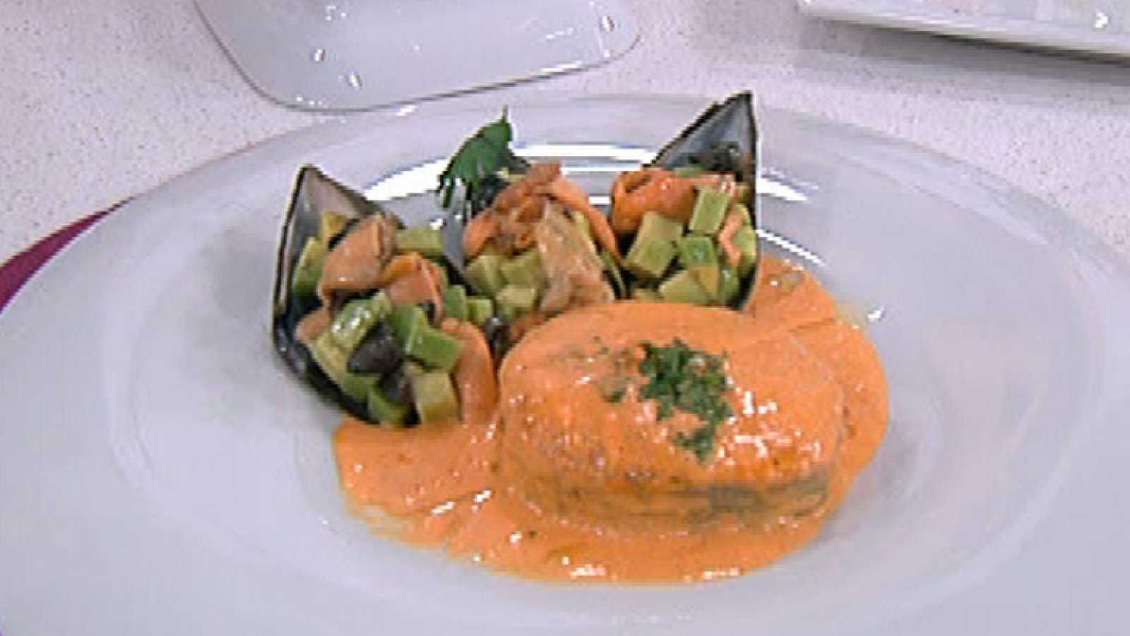 Saber cocinar pescadilla en salsa con mejillones for Cocinar mejillones en salsa