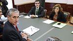 Sáenz de Santamaría 'tirará' del Grupo Popular para  gestionar el traspaso de poderes con el Gobierno