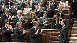 Lleno absoluto en el Congreso