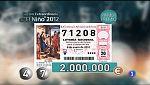 Lotería del Niño 2012