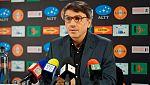 La hora de José Mota - El entrenador ante la prensa