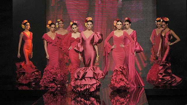 Venta de trajes de flamenca en sevilla