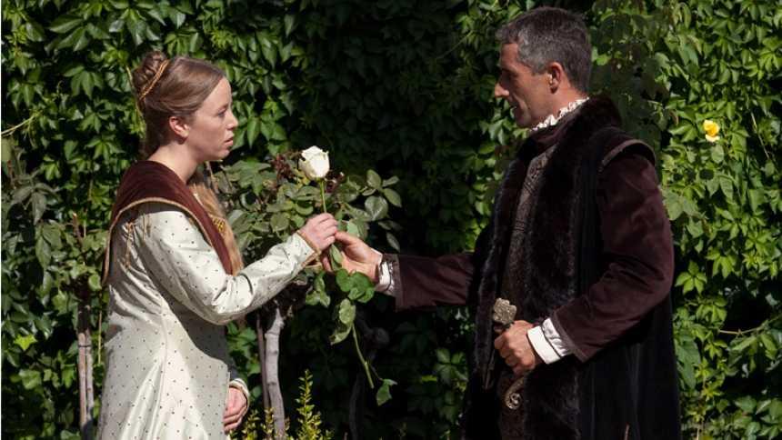 Isabel - Cabrera pide la mano de Beatriz de Bobadilla