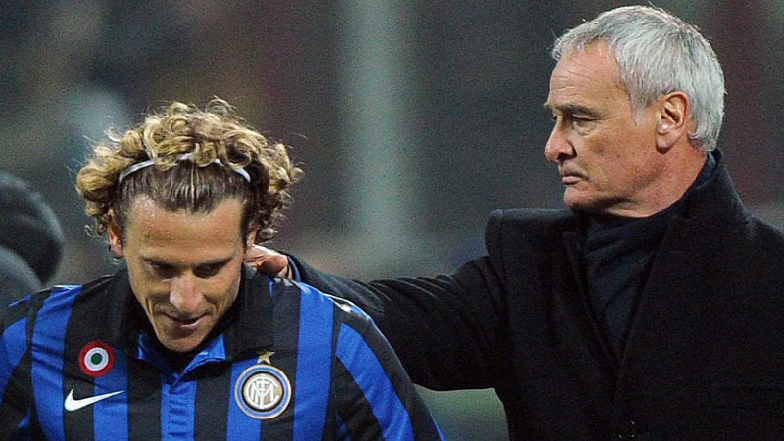Diego Forlán, la estrella que vuelve a brillar en el Inter de Milán