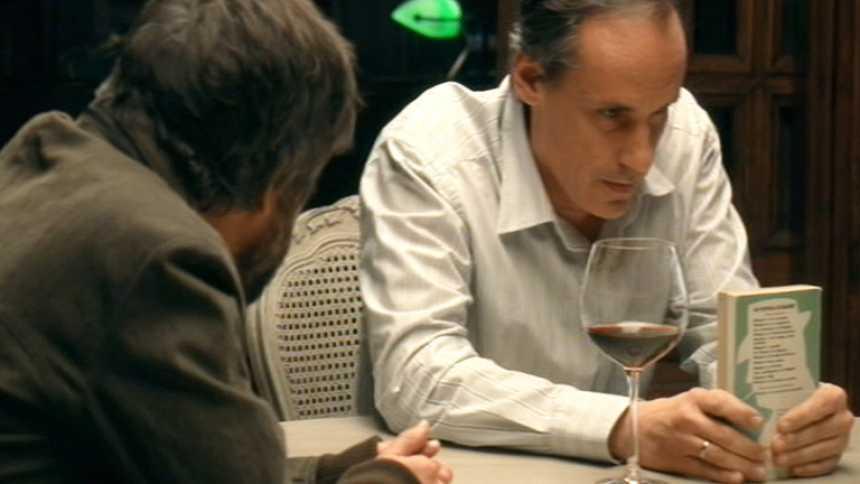 Gran Reserva - Carlos descubre la inquietud de Pablo por Mar