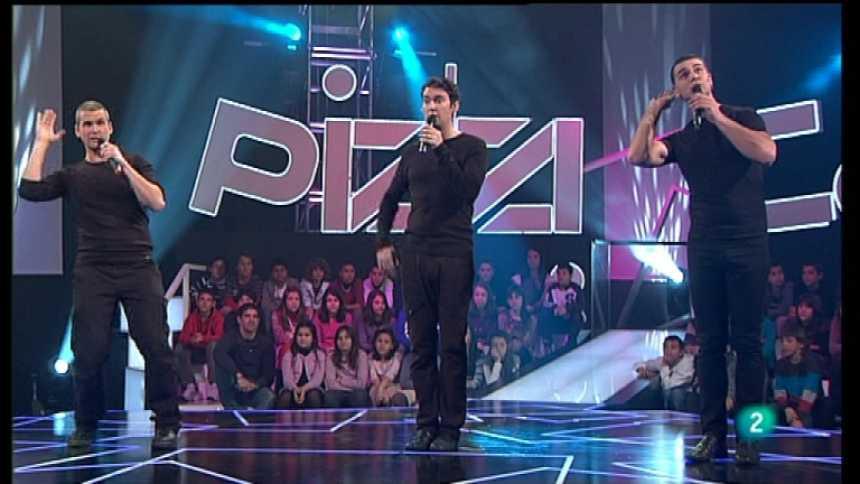 Pizzicato - b vocal