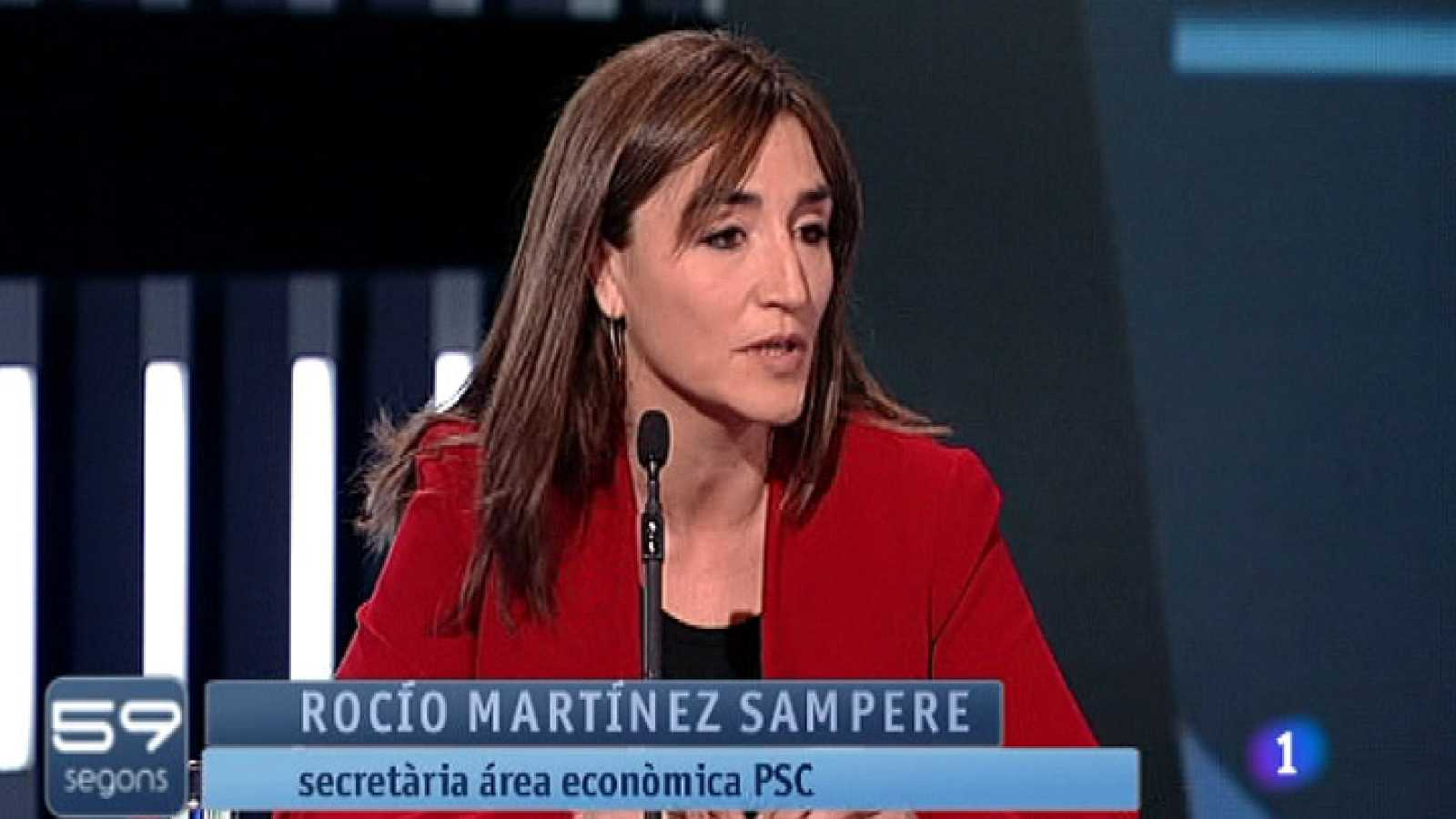 59 segons -  Rocío Martínez Sampere