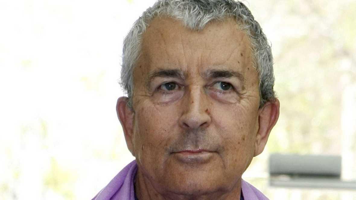 Paco Valladares falleció anoche a los 76 años