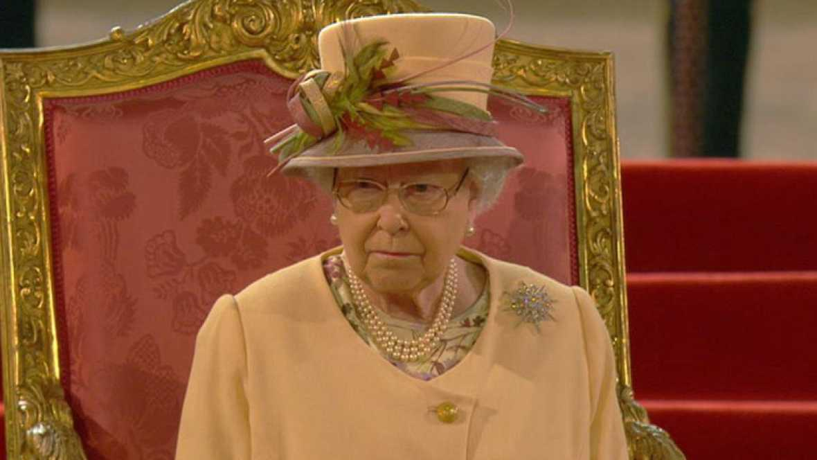 Conmemoración del 60 aniversario de la reina Isabel II en el Parlamento británico