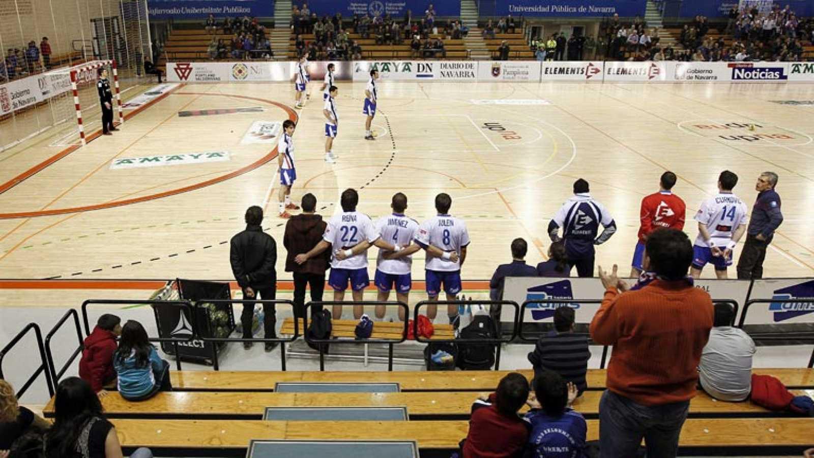 Balonmano | Liga Asobal | La plantilla del Amaya Sport San Antonio ...