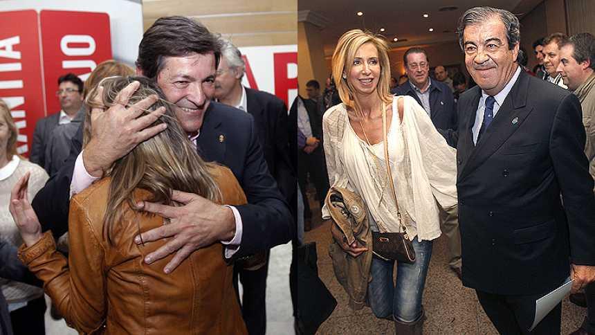 El PSOE gana en Asturias, pero no consigue mayoría absoluta
