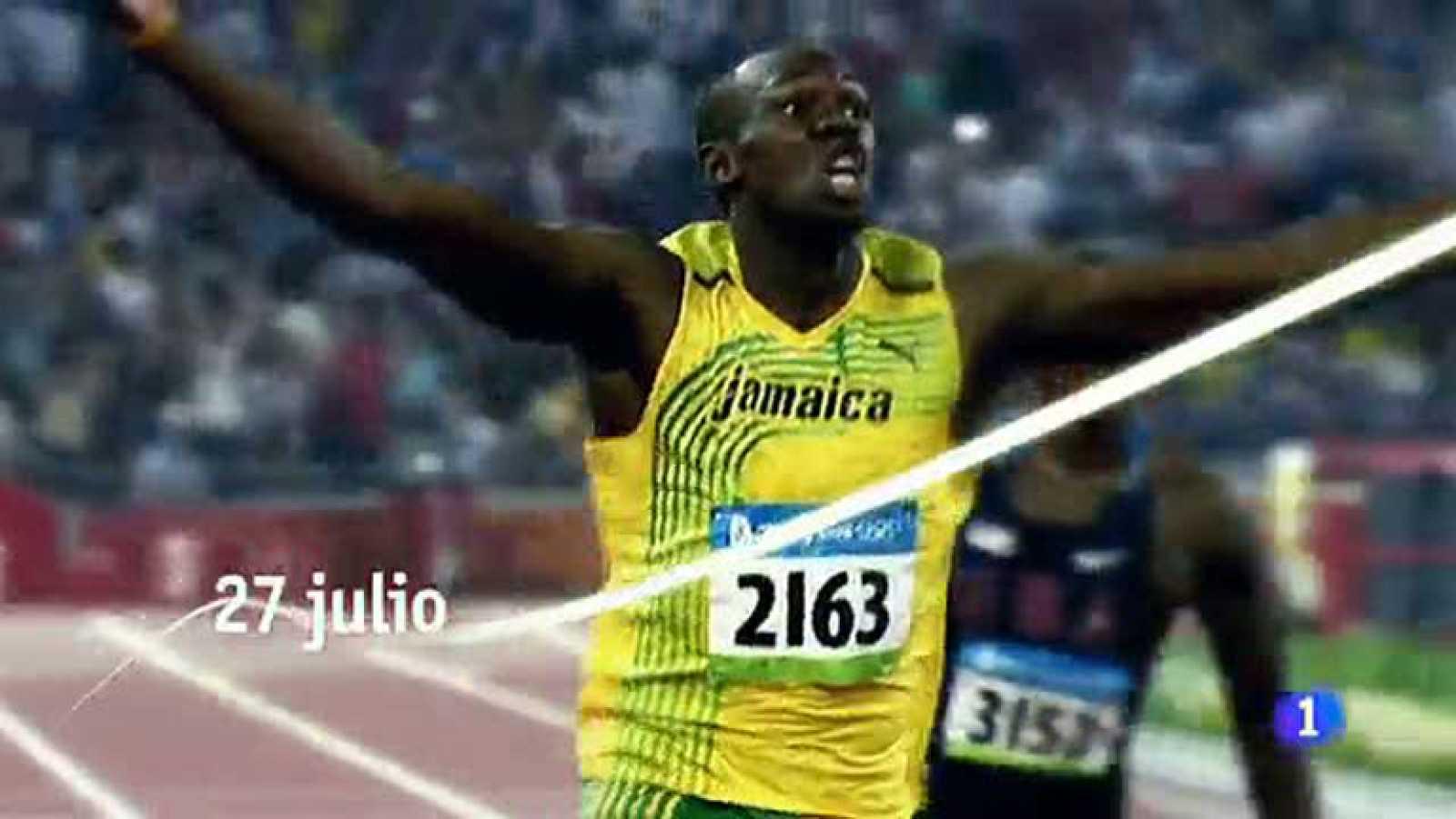 Los Juegos Olimpicos De Londres 2012 En Rtve Rtve Es