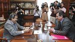 """Comienzan las negociaciones para """"desempatar"""" el gobierno asturiano"""