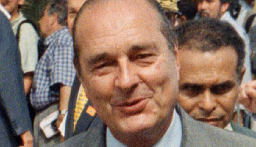 Jacques Chirac acaba con el dominio socialista del Elíseo (1995)