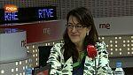 Entrevista a la portavoz del PSOE en el Congreso, Soraya Rodríguez, en RNE.