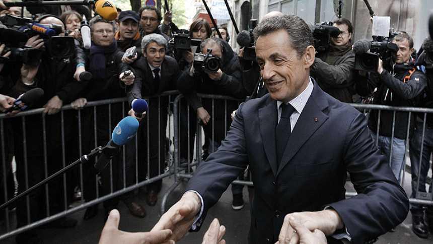 El voto de castigo a Sarkozy es el tema de análisis en Francia