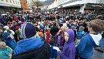 """Decenas de miles de noruegos se unen para cantar la canción """"multicultural"""" odiada por Breivik"""