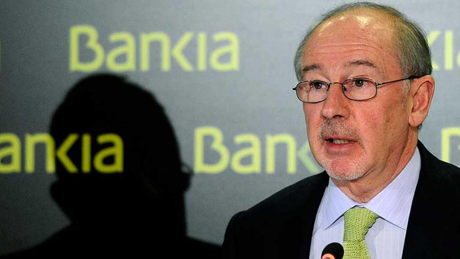 Rato defiende la solvencia de bankia tras anunciar su for Bankia oficina internet entrar directo