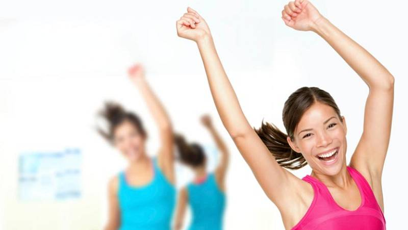 Zoom Tendencias - Zumba, el movimiento fitness de moda