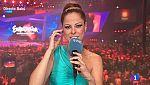 """Pastora Soler, en directo: """"Me ha llegado el cariño de todos los fans"""""""
