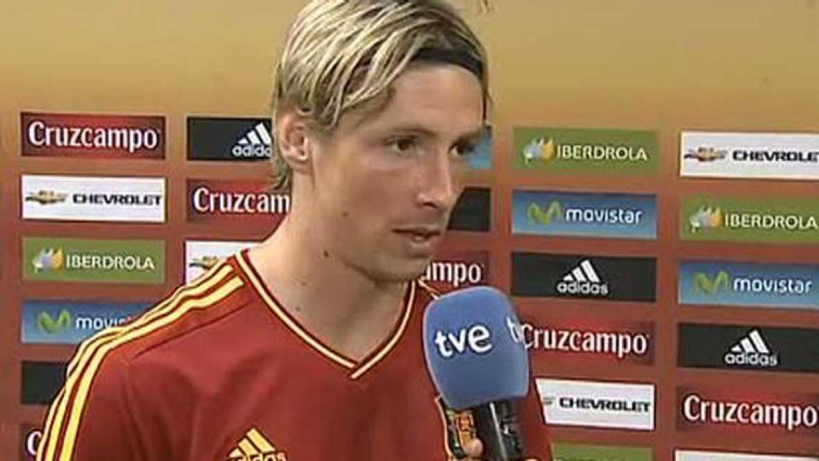 Londres 2012 | España 4-1 Corea del Sur | Fernando Torres ...
