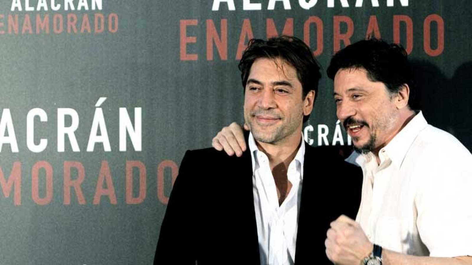 Javier Bardem Protagoniza La Película 'Alacrán Enamorado