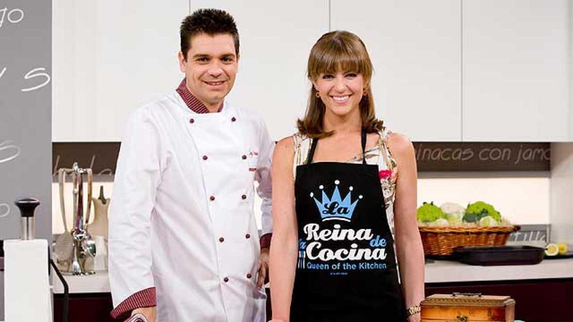 Www Rtve Cocina Con Sergio | Mas Gente Mas Cocina Aprende Cocina Con Sergio Fernandez Y