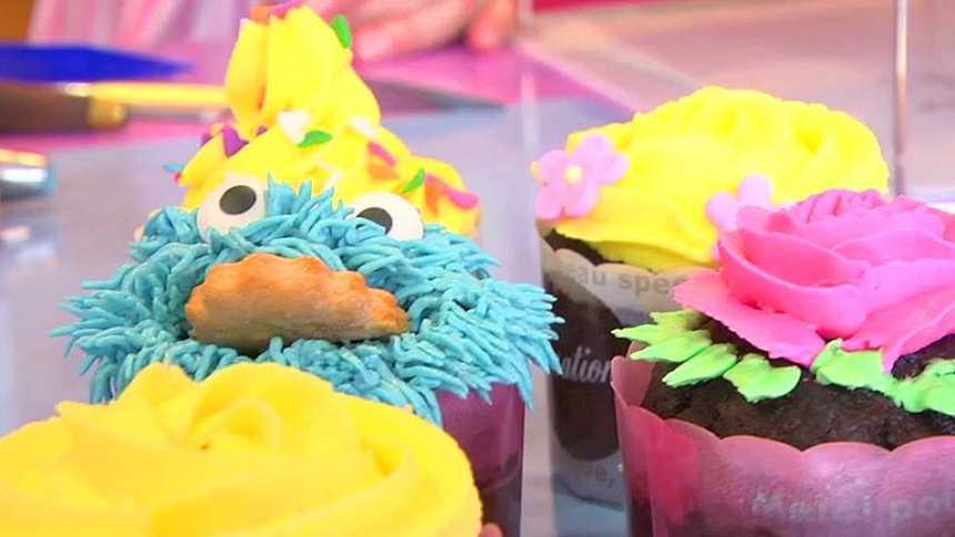 Gente y tendencias - Cursos para hacer galletas y cupcakes