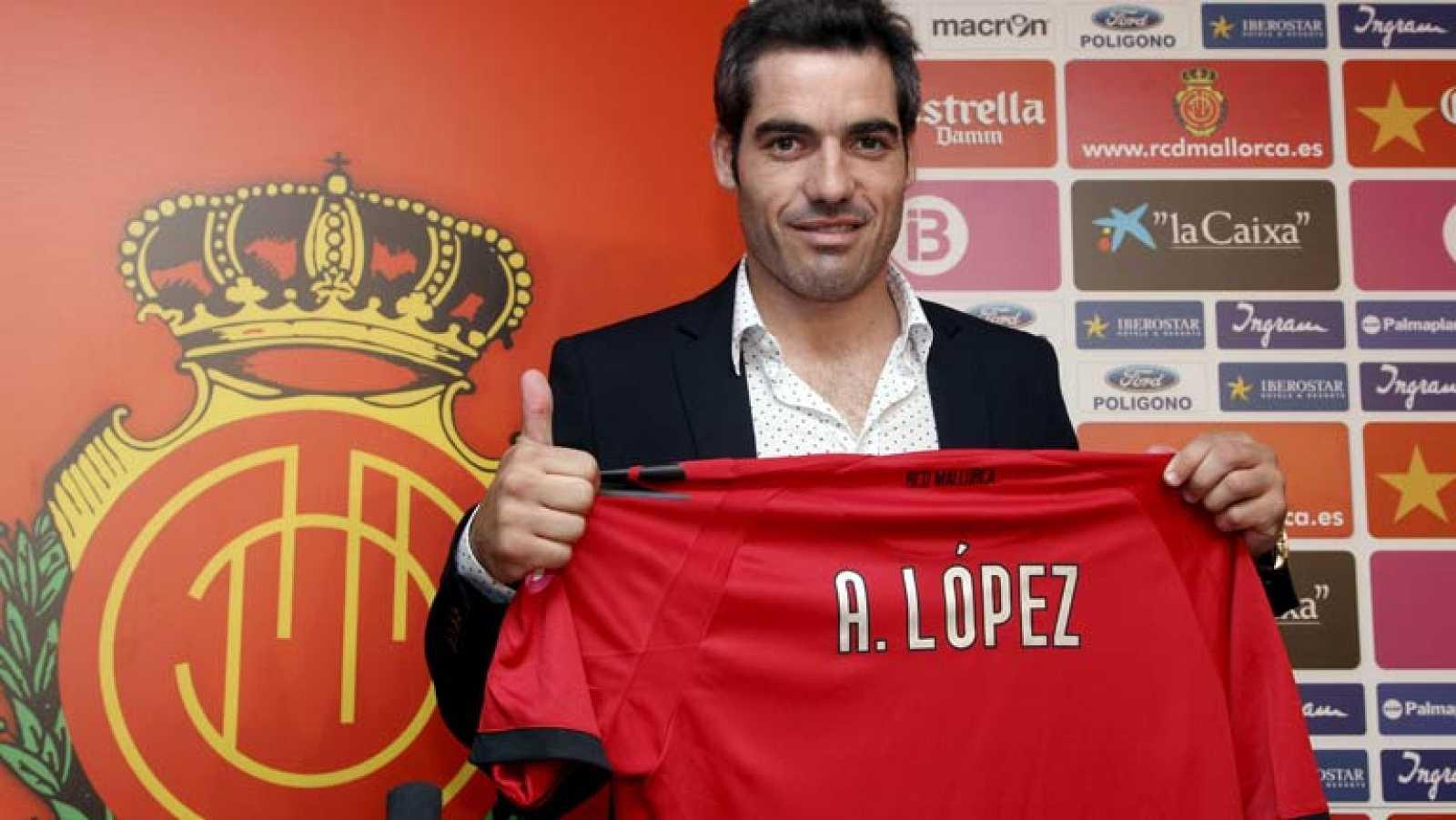 Antonio Lopez Nuevo Jugador Del Mallorca